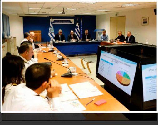 Συνάντηση Προέδρου Ε.Σ.Ν.Ε. με ΚΕΔΕ και Υπουργό Ναυτιλίας για το σχέδιο ΠΔ για την ναυαγοσωστική